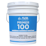 Image of AVM Primer 100 per Gallon in 5 Gallon Unit