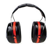 Image of 3M PELTOR Optime 105 Earmuffs H10A, Over-the-Head