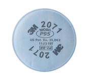 Image of 3M 2071 P95 Particulate Filter per Pack of 2