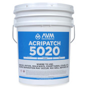Image of AVM AcriPatch 5020 Medium Duty per Gallon in 2 gallon Unit