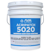 Image of AVM AcriPatch 5020 Medium Duty per Gallon in 5 Gallon Unit