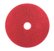 "Image of 3M Red Buffer Pad (5100) 17""- 5/Box per Box"