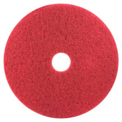 "Image of 3M Red Buffer Pad (5100) 18""- 5/Box per Box"
