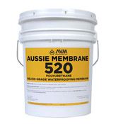 Image of AVM Aussie Membrane 520 Series Polyurethane per Gallon in 5 Gallon Unit