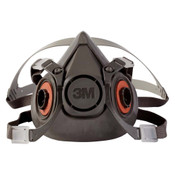 Image of 3M Half Facepiece Reusable Respirator 6300/07026(AAD)