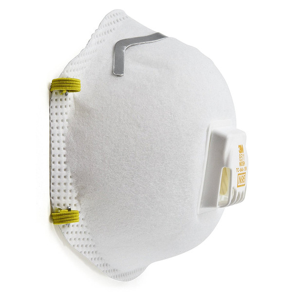 Image of 3M 8511 Particulate Respirator N95 per Box