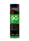 Image of 3M Hi-Strength 90 Adhesive Spray per 24 Ounce Unit