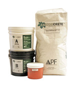 Image of APF CastorCrete RT Heavy Duty Flowable Urethane MC Per Kit
