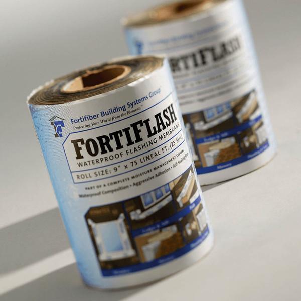 Fortiflash 25 Mil Membrane 12x75 Per Roll Sunshine