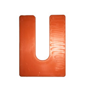Img of Grove Shims - Orange 3/16 x 4""