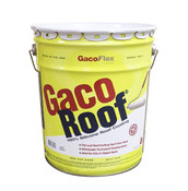 Image of GacoRoof Silicone Roof Coating per Gal in 5 Gal Unit- Rustic Red
