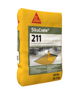 Img of Sikacrete 211 Concrete Mix per Bag of 80 Pounds