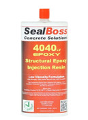 Img of Seal Boss 4040 LV Rigid Epoxy per 14 Ounce Unit