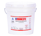 Img of Miracote CQ Part A per 2 Gallon Unit - Clear