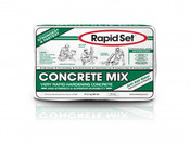 Img of Rapid Set Concrete Mix Per Bag of 60 Pounds