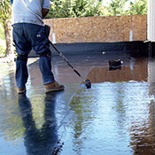 Fluid Applied Waterproofing Membrane
