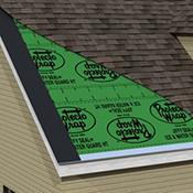 Sheet Applied Roof Underlayment